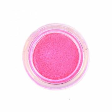 Jemné třpytky UV neonové na tělo 10 ml - růžové (26)