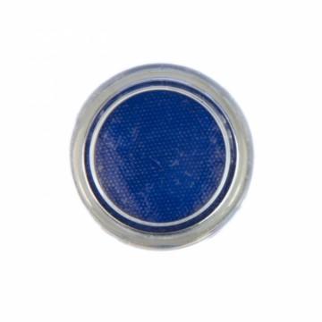 Barva na obličej UV neonová 10 ml - modrá