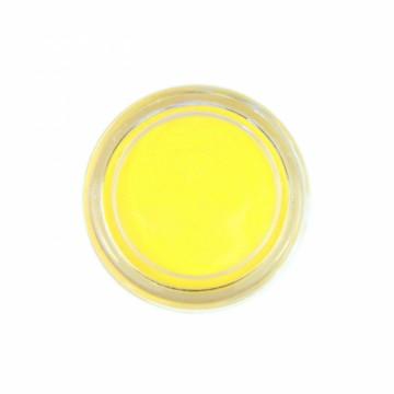 Barva na obličej UV neonová 10 ml - žlutá