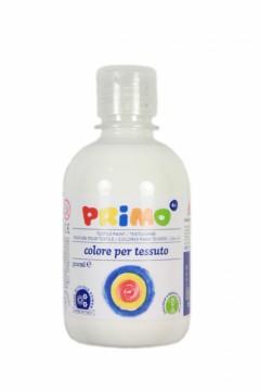 Barva na textil Primo 300 ml - bílá