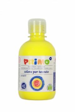 Barva na textil Primo 300 ml - žlutá