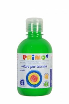 Barva na textil Primo 300 ml - jasně zelená