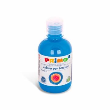 Barva na textil Primo 300 ml - světle modrá