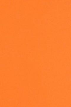 Pěnovka - moosgummi A4 (1 ks), oranžová