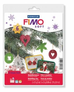 FIMO soft sada - vánoční základní