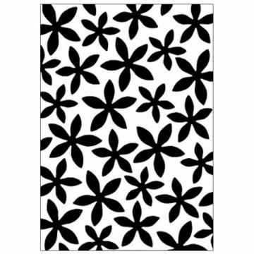 Embosovací kapsa Květy