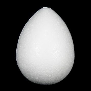 Polystyrenové vejce 120 x 90 mm (1 ks)