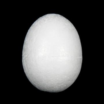 Polystyrenové vejce 100 x 75 mm (1 ks)