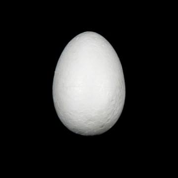 Polystyrenové vejce 80 x 50 mm (1 ks)